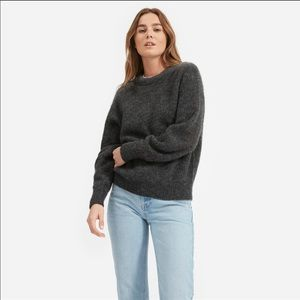 Everlane Oversized Alpaca Sweater